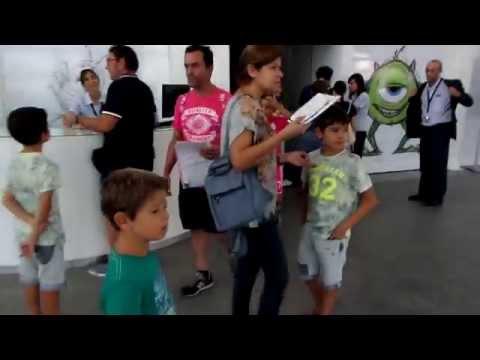 """VIAJE A VALENCIA """"museo del futuro"""" MUSEO DE LAS CIENCIAS PRÍNCIPE FELIPE"""