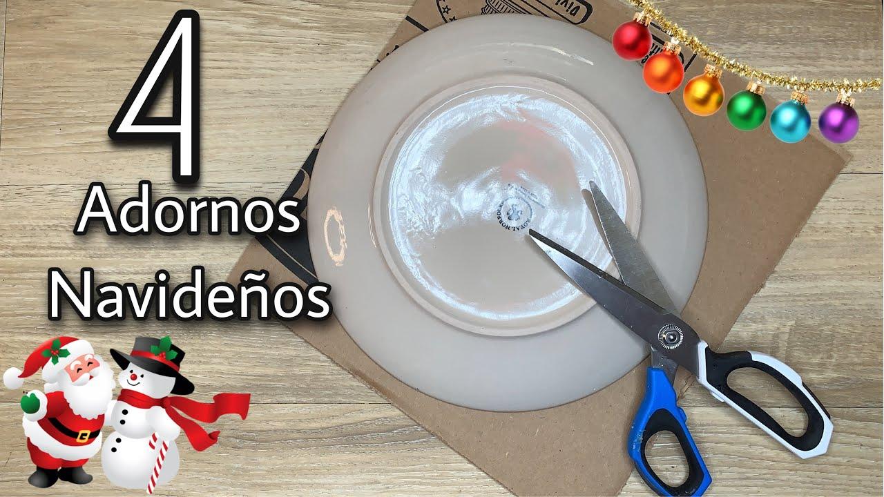 DIY DECORAÇÃO DE NATAL 2020/4 Manualidades Navideñas Fáciles/4 FABULOUS CHRISTMAS DIY CRAFTS