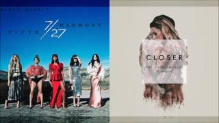 Closer X That's My Girl Mashup  Halsey, Fifth Harmony & The Chainsmokers!