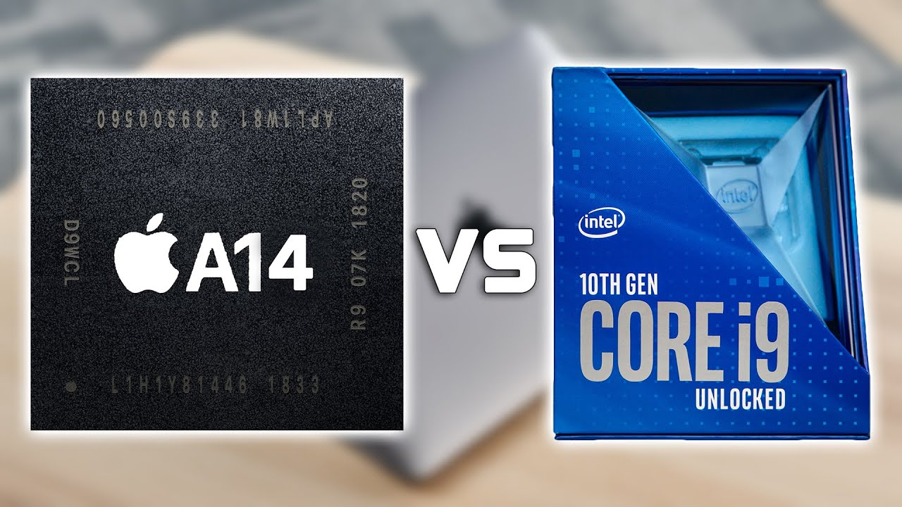 Apple ARM Processor vs Intel x86 Performance and Power Efficiency - Is the MAC Doomed?