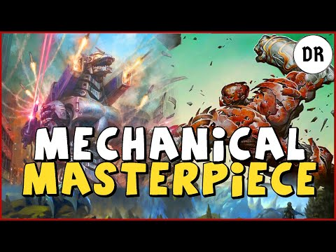 MECHANICAL MONSTERS!! Azorius Artifact Aggro Tempered Steel Deck Guide Historic MTG Arena