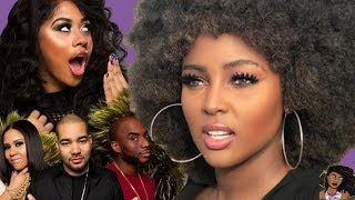 Amara La Negra  And Hennessy Carolina Battle On Colorism | The Breakfast Club Backtracks On Inteview
