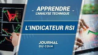 COMMENT UTILISER L'INDICATEUR #RSI SUR LES #CRYPTOS