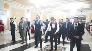 Танец на свадьбу - подарок молодожёнам