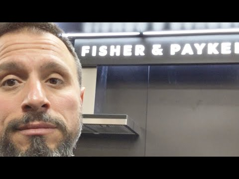 Commercial Fixture Installation For Fisher Paykel