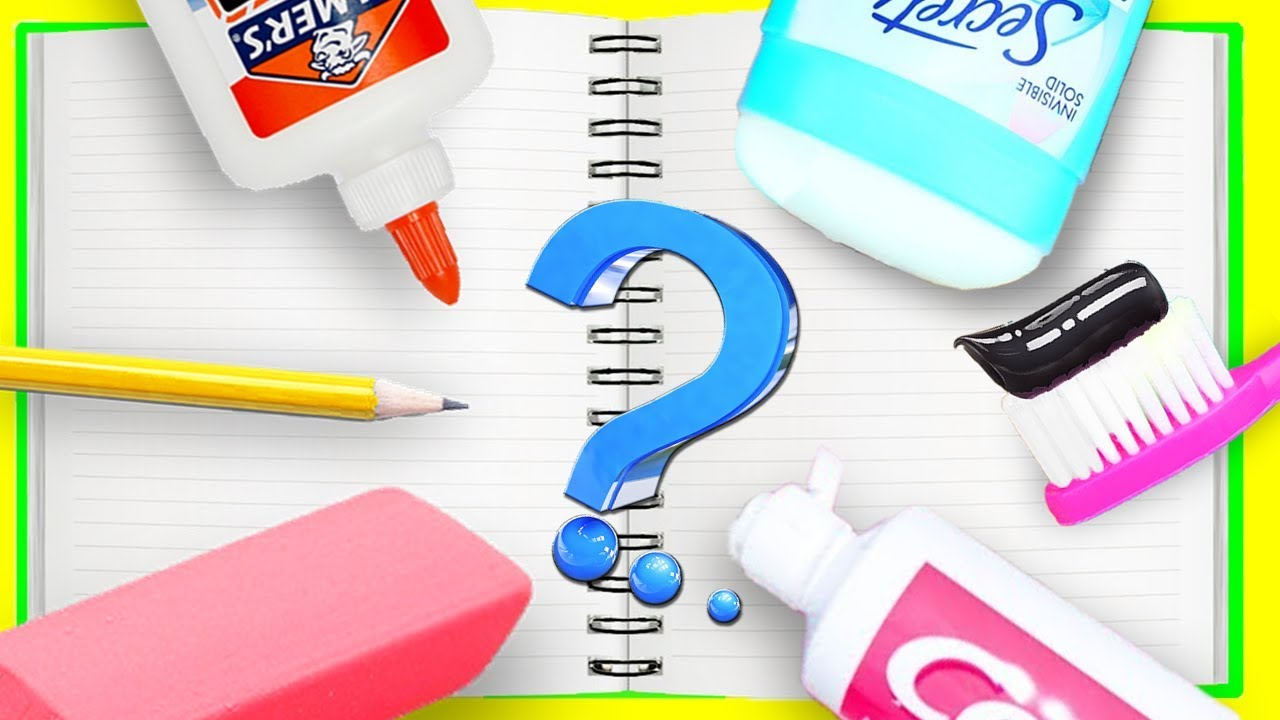 útiles Escolares Con Artículos De Higiene Personal