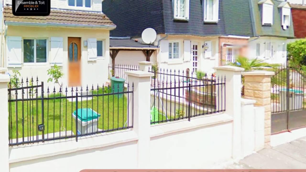 vendu rue de la belle angevine dammartin une maison avec. Black Bedroom Furniture Sets. Home Design Ideas