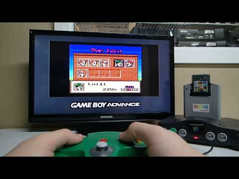 Wide-Boy 64 AGB - Very Rare Nintendo Collector's Item