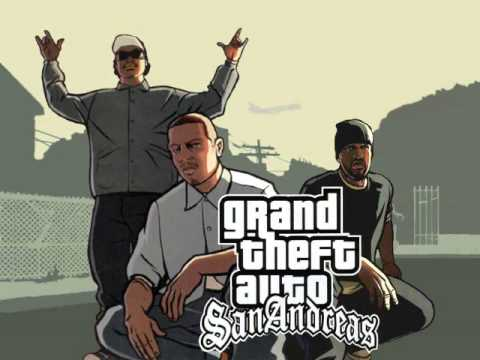 GTA San Andreas - CJ noises (pain, coughing, puking, etc.)