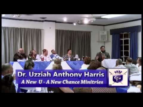 Ministering The Word: Dr. Uzziah A. Harris  - First Pastorial Annivrsay - God's Kingdom Living FWC