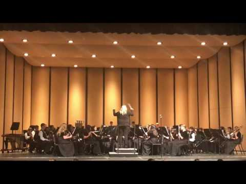 Lake Elsinore Middle School Band 12-15-16 Finale'