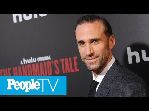 The Handmaid's Tale's Joseph Fiennes On 'Quite Tortuous' s  PeopleTV  Entertainment Weekly