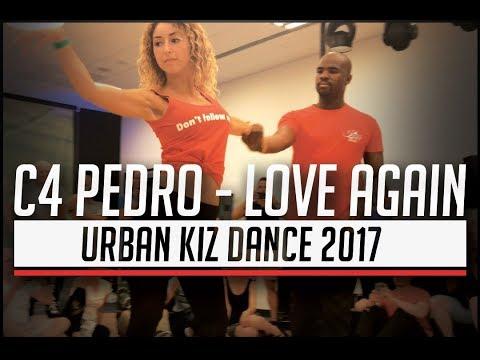 C4 Pedro - Love Again / PatriceKiz UrbanKiz Dance @ KizzMe More Festival 2017