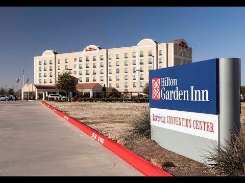 Hilton Garden Inn Dallas Lewisville - Lewisville Hotels, Texas