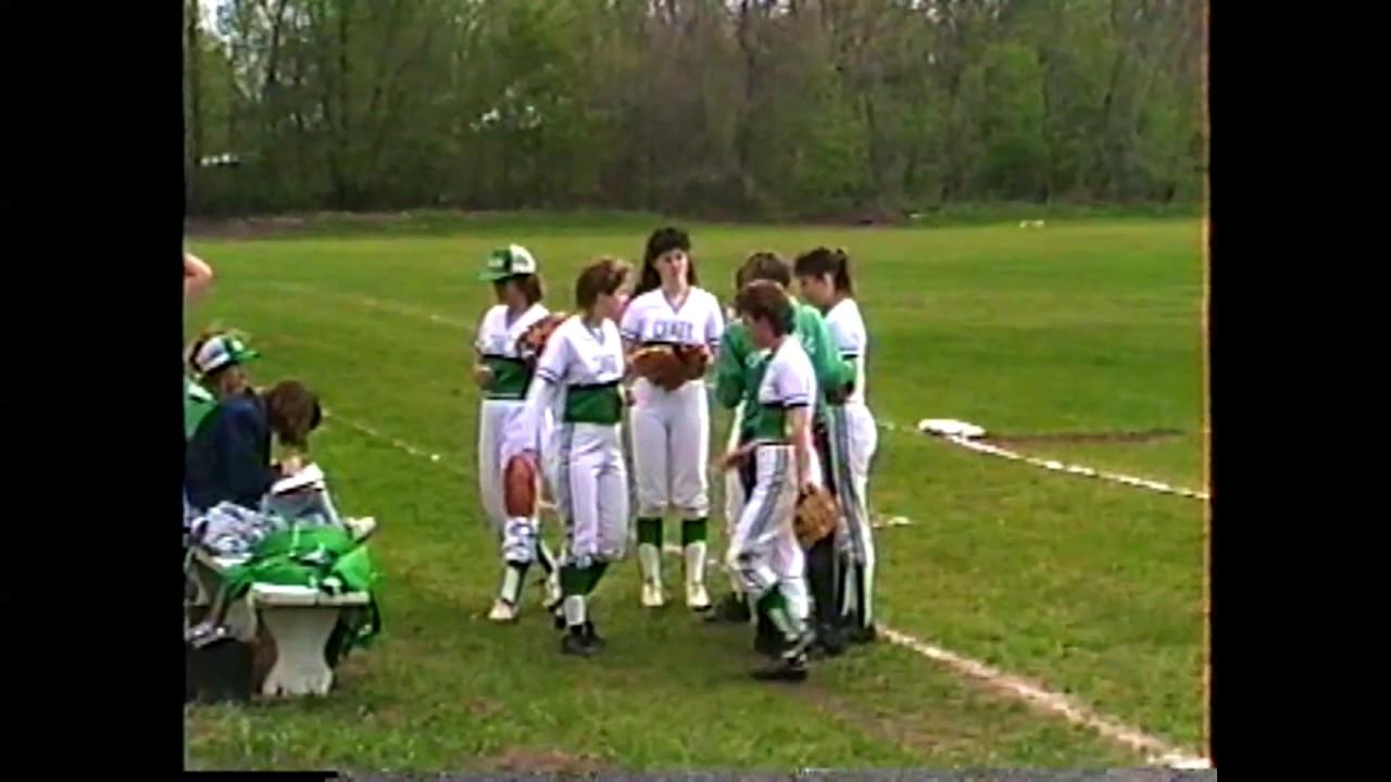 Chazy - ELCS Softball  5-18-88