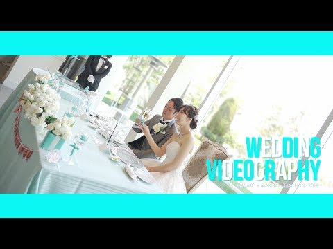 [ 2019.3.16 Masato & Makiko ] ウェディングムービー! 結婚式&披露宴