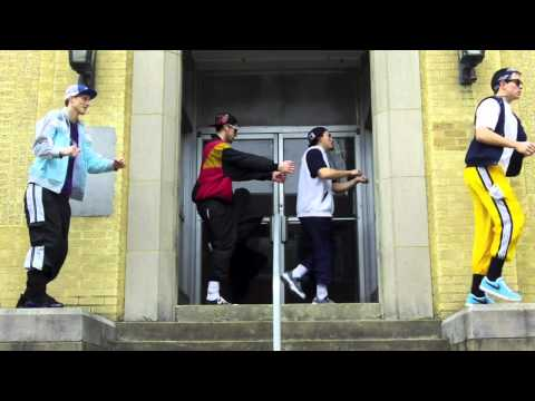 Jump Around Dance Video - The OG's