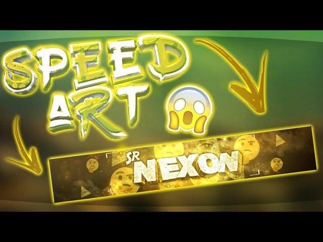 SpeedArt #13 - Sr Nexon