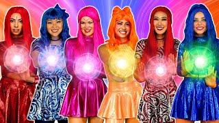 GIRL POWER (MUSIC VIDEO). THE SUPER POPS, RAP POPS & K POPS CONCERT. Totally TV Originals.