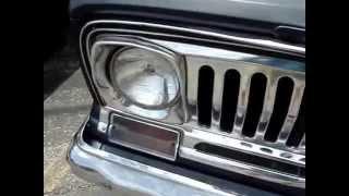 1966 JEEP WAGONEER --  THE LONG RUNNING SUV