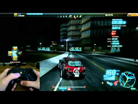 Need For Speed World Con Mando/Joystick