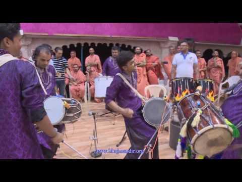 Drum Beats Raas Garba Bhuj Mandir 2016