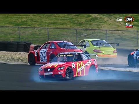 2017 Aussie Racing Cars - Sydney Motorsport Park - Race 1