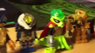 Мои 15 любимых минифигурок LEGO. (Обновки)