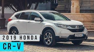 2019 Honda CR-V Test Drive, Interior, and Exterior - Mobil Baru