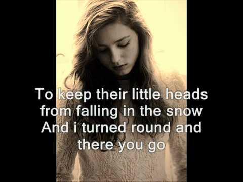 Birdy - White Winter Hymnal Lyrics