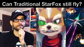 Can a Traditional Star Fox game still work today? (E3 2018) | Ro2R