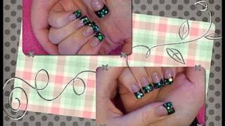 ☆★Acrylic nail tutorial - powder review★☆