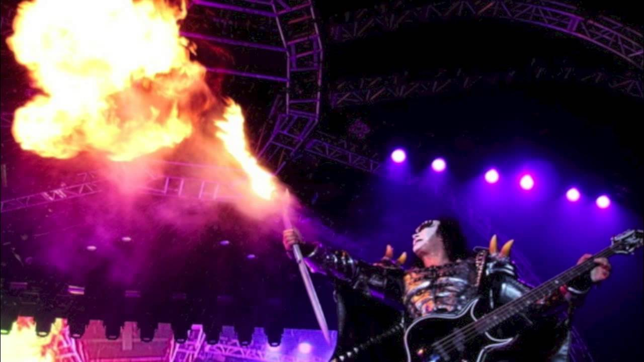 Message from Gene Simmons - ArenaBowl in Orlando