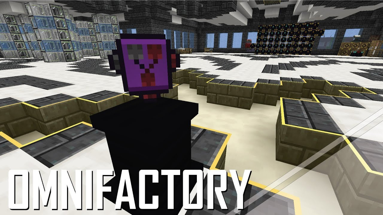 Omnifactory - 40 - CREATIVE FLUX CAPACITOR AND ASSEMBLY LINE REMODELING