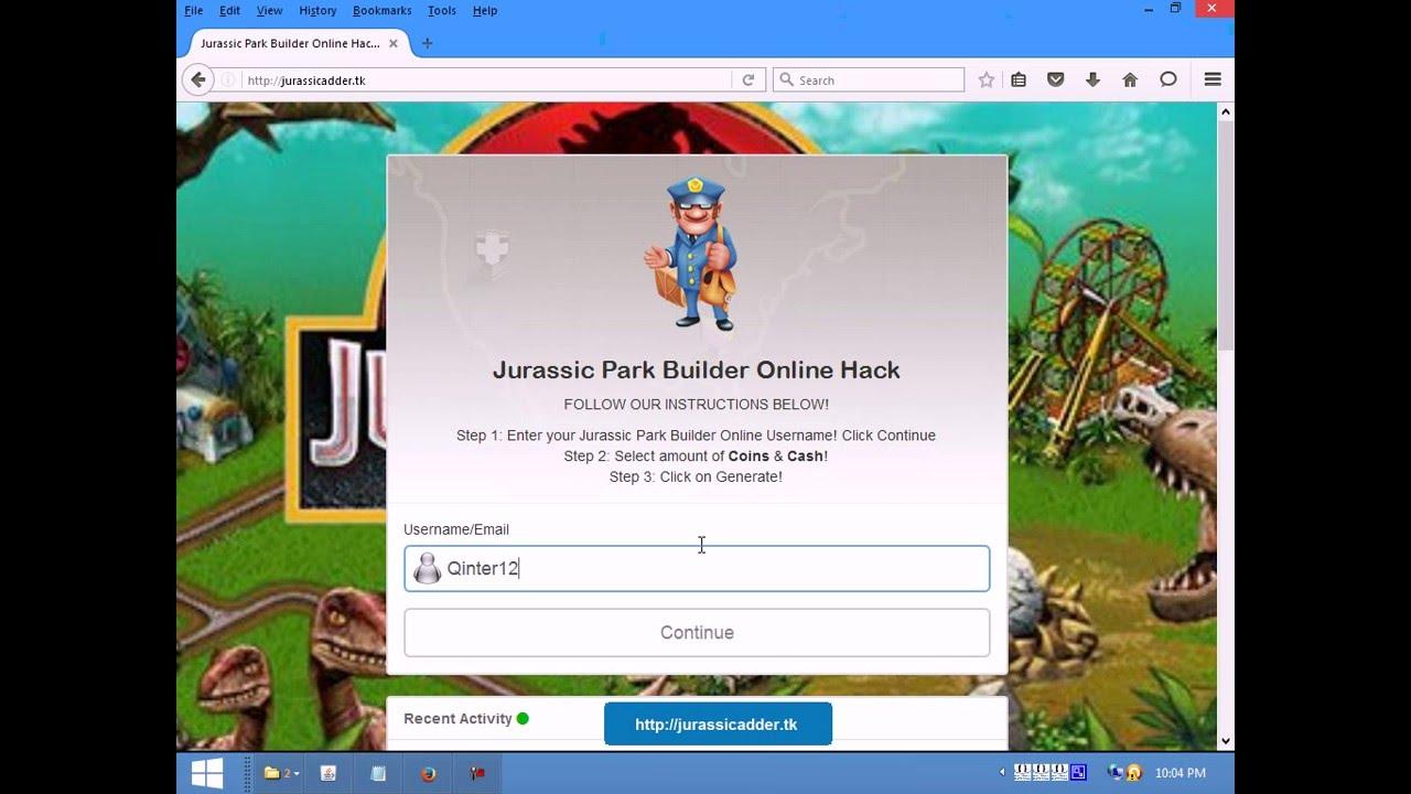 Jurassic Park Builder Unlimited Cash