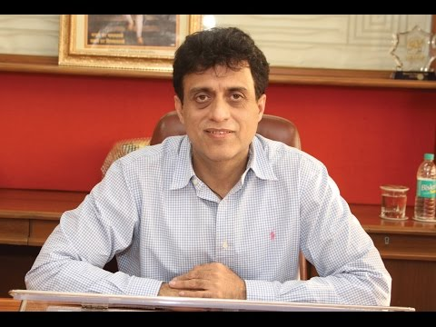 Sanjay Sethi, IAS (CEO, MIDC)