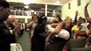 15 Year Old Jekalyn Carr Revival 2013 Bahamas