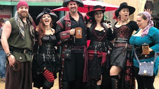 Texas Renaissance Festival | Pirate Weekend | Saturday