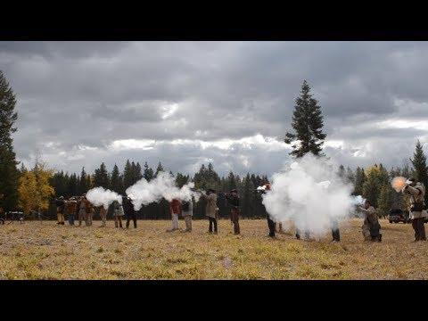 Fall Shoot Traditional Muzzleloaders Flintlock & Percussion Rifles
