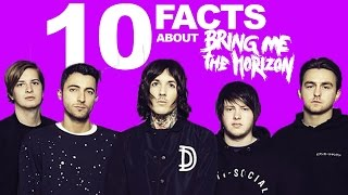 10 Crazy Facts About Bring Me The Horizon