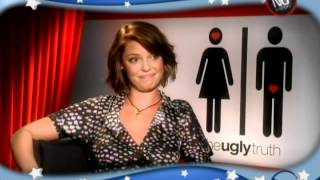 Katherine Heigl & Gerard Butler on The Ugly Truth