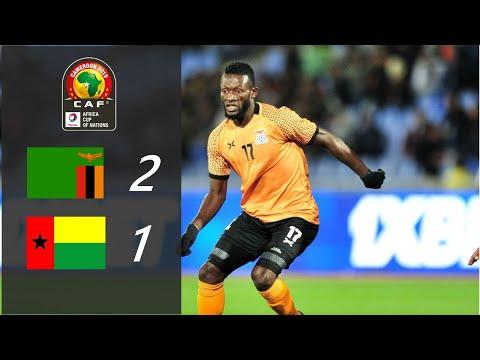 Zambia 2 x 1 Guine Bissau