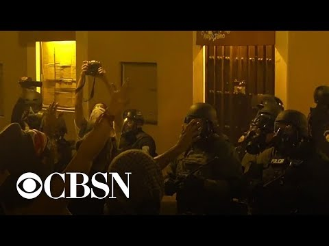 The Story Behind The Protests In Puerto Rico