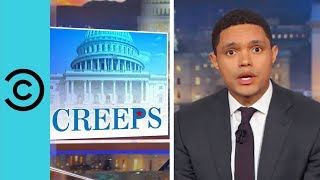 "Trevor Noah's Congress Rule: ""Dick Out, Money Out"" 