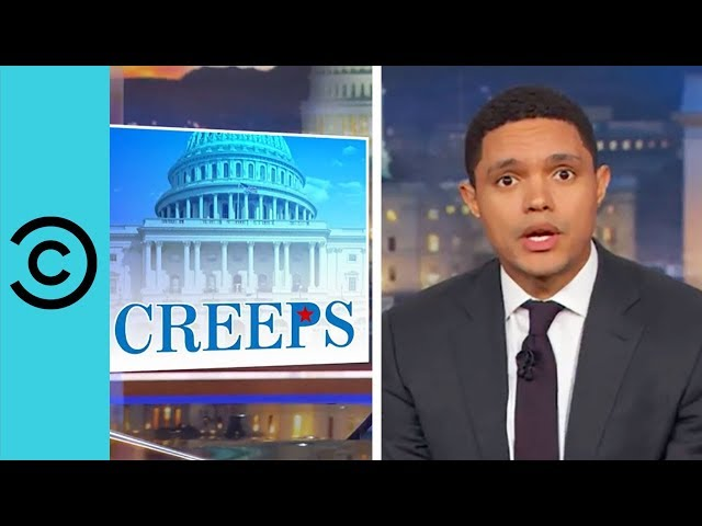 """Trevor Noah's Congress Rule: """"Dick Out, Money Out""""   The Daily Show"""