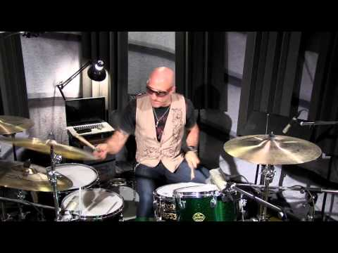 Kenny Aronoff plays BAE part ll