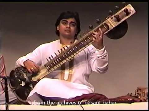 Niladri Kumar and Abhiman Kaushar  Raga: Alhaiya Belawal 2 of 2