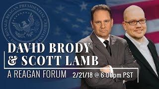 A Reagan Forum with David Brody & Scott Lamb — 2/21/2018