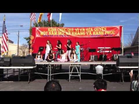 Tet 2013@ Holy Vietnamese Martyrs Catholic Church