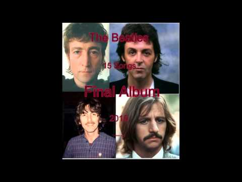 "The Beatles ""Final Album"" 2015"